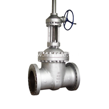 RF Flanged Ends Gate Valve